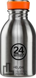 Butelka termiczna Urban Bottle Basic 250 ml srebrna