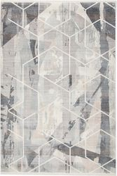 Dywan Laos Abstraction taupe 80 x 150 cm