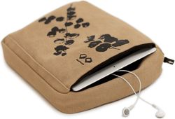 Etui na tablet lub iPad Tabletpillow 2 khaki