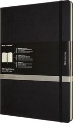 Notes Moleskine PRO Project Planner A4