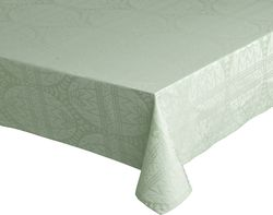 Obrus Easter Damask zielony 150 x 180 cm