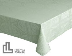 Obrus Easter Damask zielony 150 x 270 cm