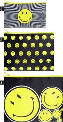 Saszetki Zip Pockets 3 szt. Smiley