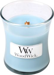 Świeca Core WoodWick Sea Salt & Cotton mała