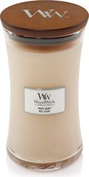 Świeca Core WoodWick White Honey duża