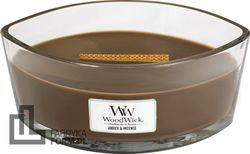 Świeca Hearthwick WoodWick Amber & Incense
