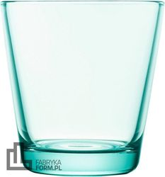 Szklanki Kartio 210 ml water green 2 szt.
