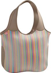 Torba Essential Neoprene Tote Candy Dot