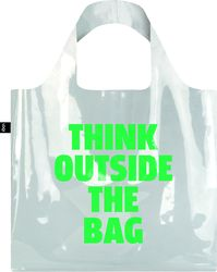 Torba LOQI Transparent Think Outside The Bag