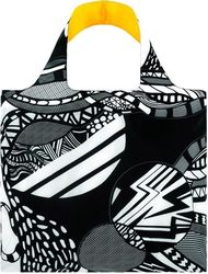 Torba LOQI Uberpup Abstract Colour Bag