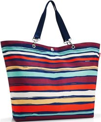 Torba Shopper XL Artist Stripes