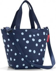 Torba Shopper XS Spots Navy